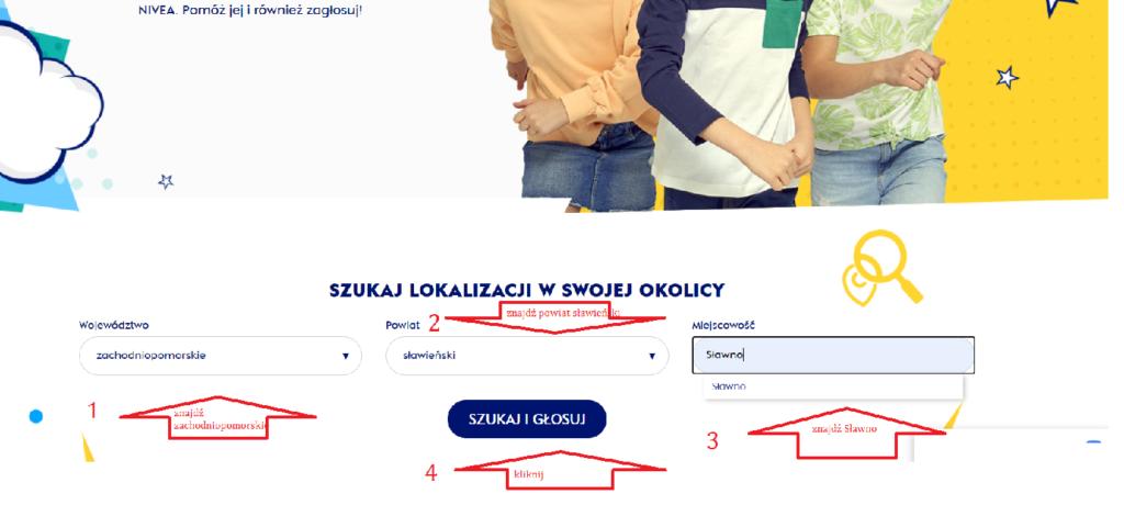 Instrukcja głosowania