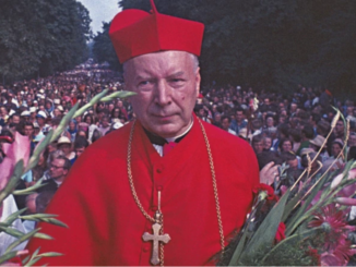 Zdjęcie Kardynała Wyszyńskiego