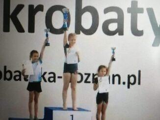 Akrobatka na podium