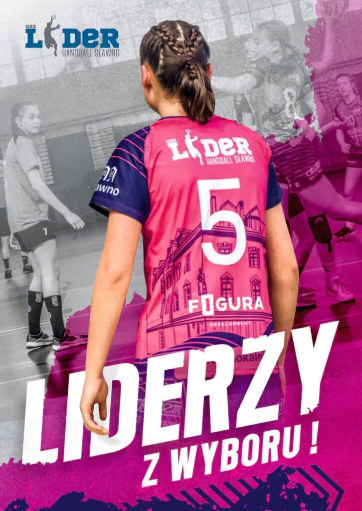 Plakat zespołu Lider