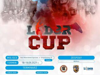 Plakat Lider CUP