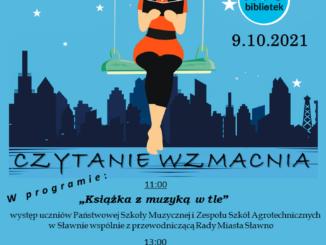 Plakat Noc bibliotek